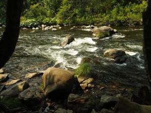 Zeke River Boulders